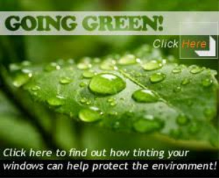 Green Window Tinting Products